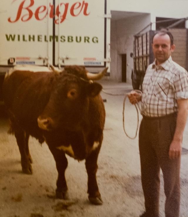 {c_qp_statement_title5}-Franz Berger alte Aufnahme Tradition Geschichte